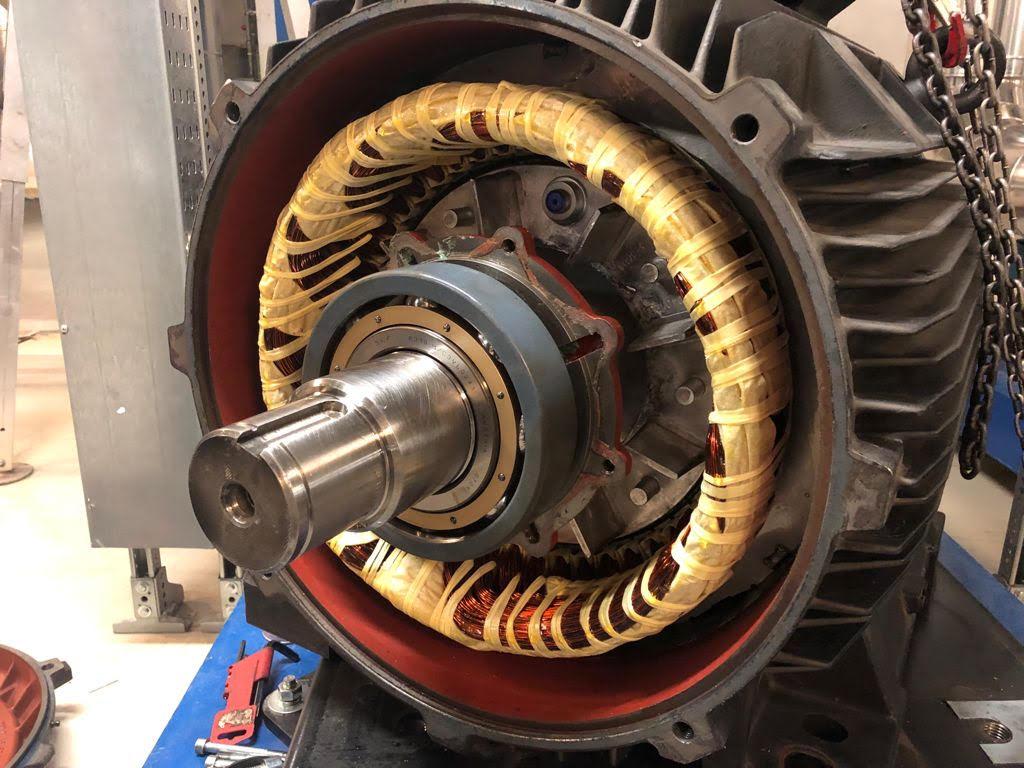 controllo pompe e motori